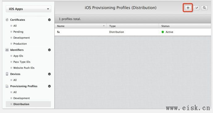appStore上传苹果应用程序软件发布流程