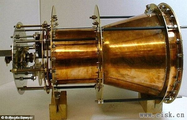 科学家称百年内曲速引擎将成现实 人类可光速旅行