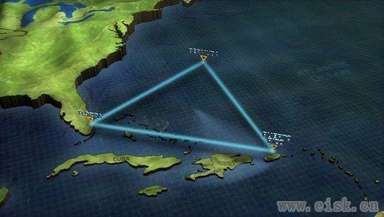 百慕大三角之谜将解开?科学家发现巨大海底坑穴