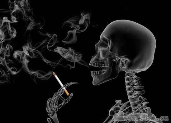 你吸烟吗?视频实拍一支烟对肺造成的危害