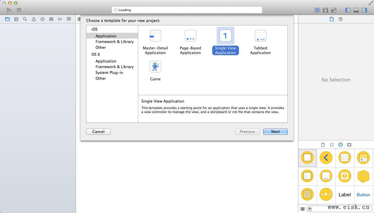在Xcode6中使用故事版来搭建你的工程