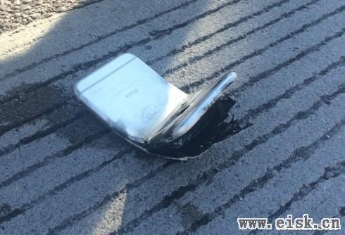 还敢用吗?iPhone 6弯曲起火造成严重烧伤