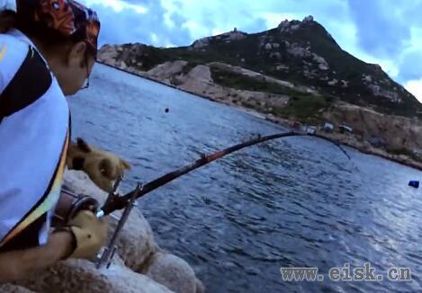 釣具工房 2015 BG系列第一彈 珠海隘洲島 重磯