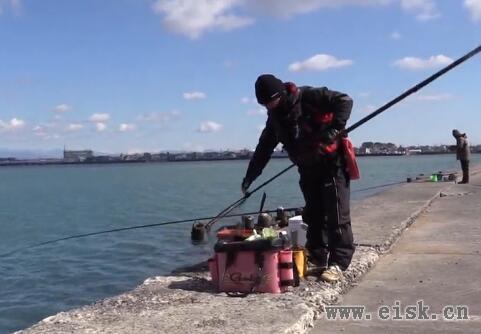 シリーズ浜名湖129林プロの黒鯛釣り