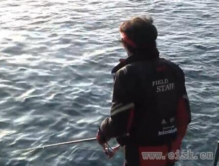 Kizakura 激震走る!水平ウキ釣法
