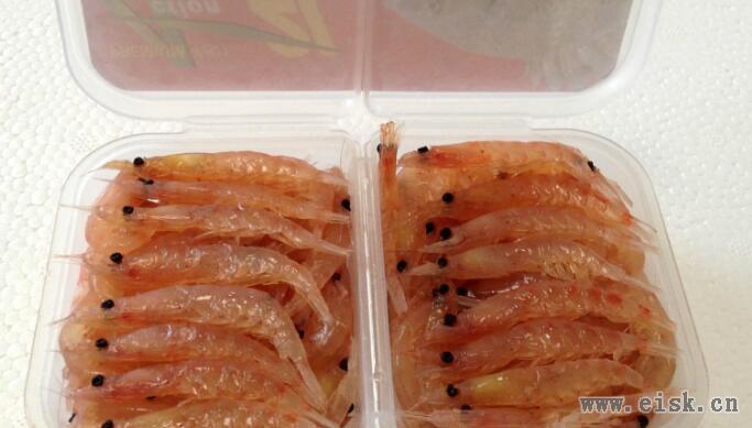 蜜汁虾仁功略