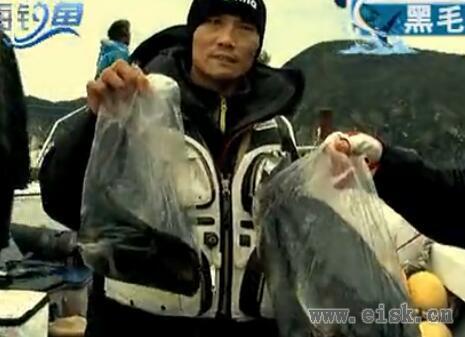 上海海钓俱乐部 黑毛的梦想2
