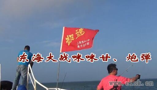 海礁浪岗大战小红和炮弹