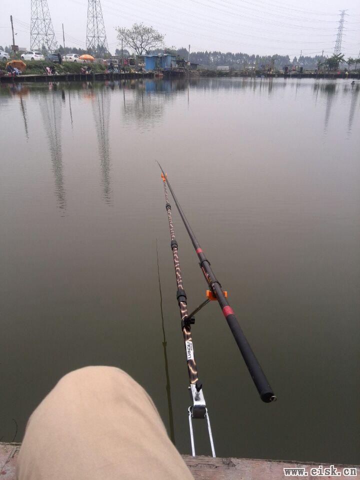一起去钓鱼吧