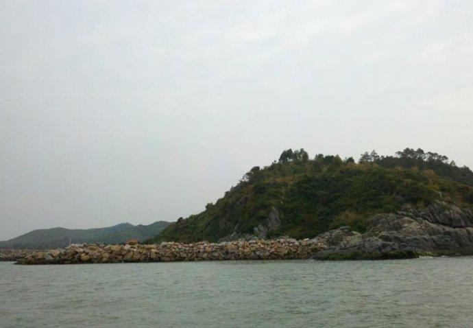 【沿海钓点】鲘门百安半岛钓点介绍
