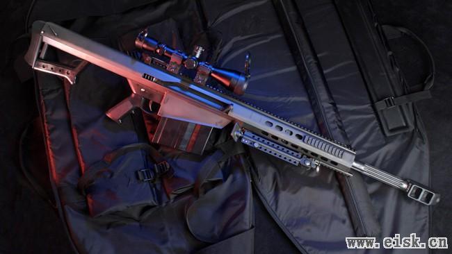狙击之王!巴雷特M82A1开箱与装配详解