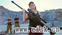这才是大炮狙!20mm超远程狙击步枪