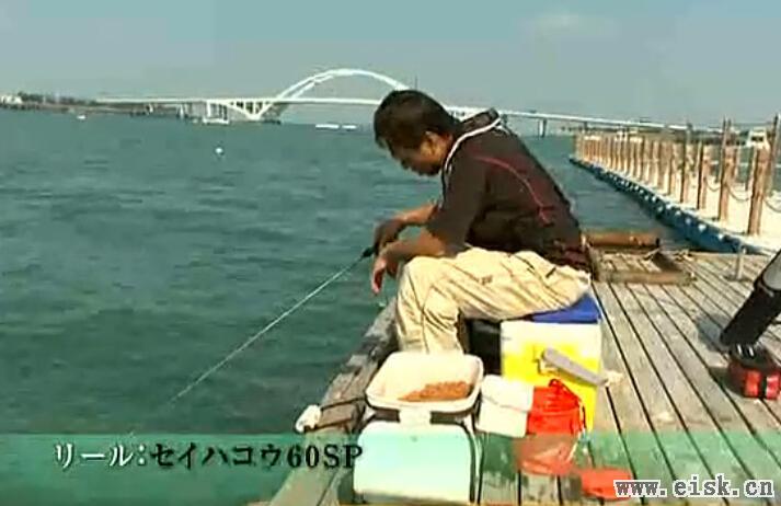 [日本]山本太郎筏钓黒鯛