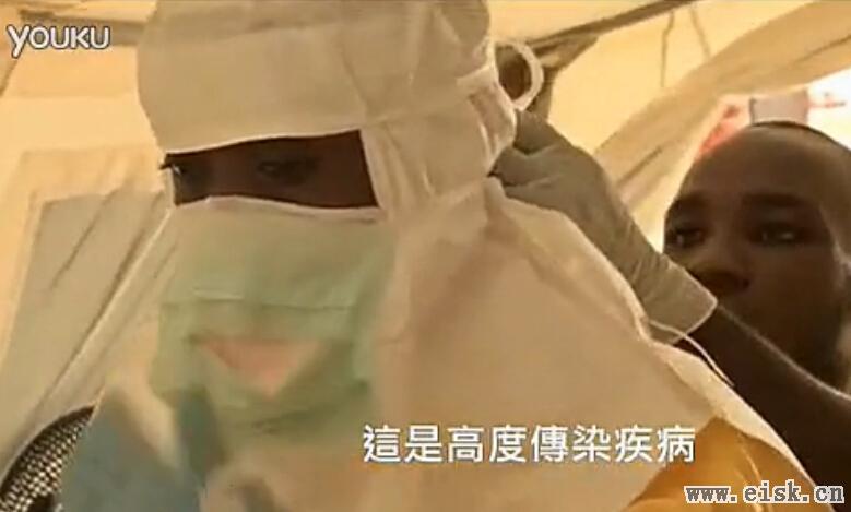 死亡率60% 一分钟了解埃博拉病毒