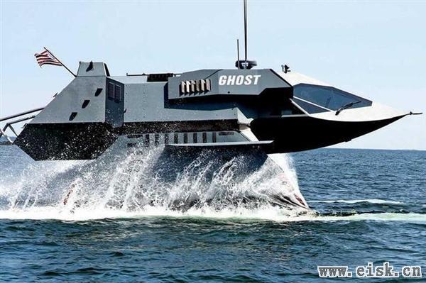 美富翁造隐身战舰 让美军舰自惭形愧