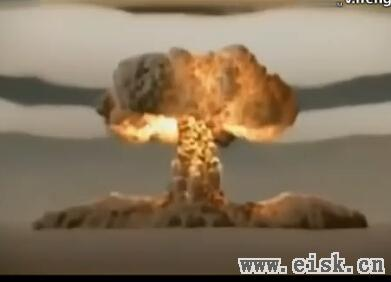 实拍洲际弹道导弹攻击震撼全程