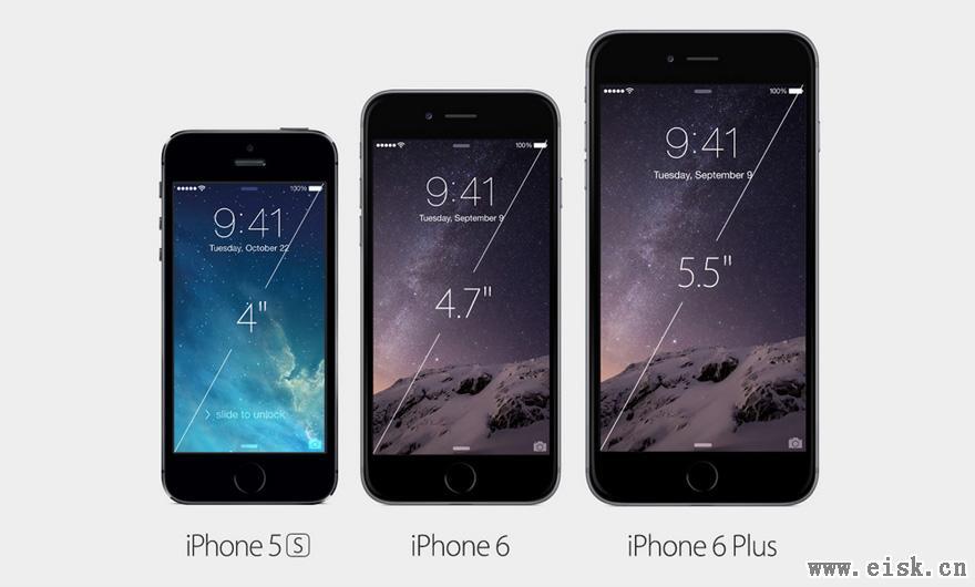 iPhone 6配置相当于2000元安卓机