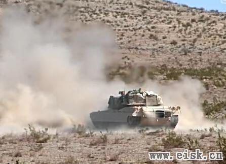 M1艾布兰陆地最强战斗坦克