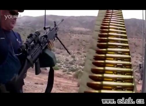 重型武器各种疯狂射击火爆场面,屌炸天