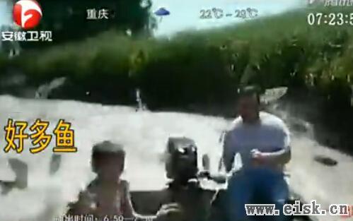 亚洲鲤鱼泛滥成灾 中国公司欲赴美捞鱼