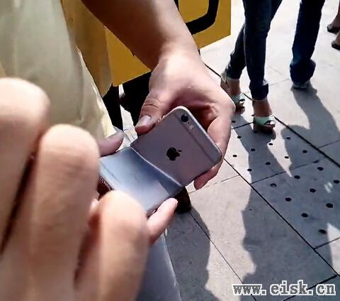 iPhone 6今日发售:神舟手机竟来砸场