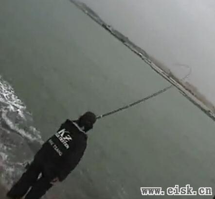 Mike與大黑鯛之立體釣法