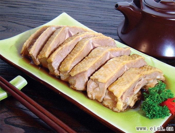 阳江美食-白斩鸭