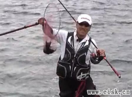 KIZAKURA 柴原啓二/全層水平釣法の威力