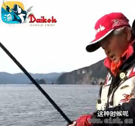 Daikoh(大港)海滨 阿仲先生的钓鱼讲座