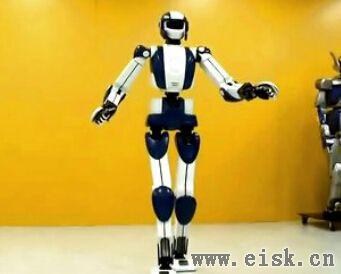 目前世界上最厉害的3台仿生机器人Asimo,HPR-4和NAO