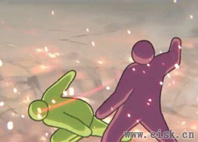 《高温VS排斥》超强国人自制欧美大片级动画