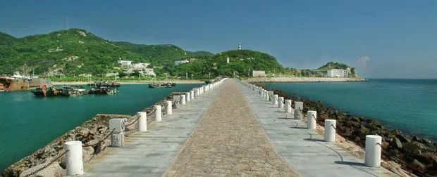 珠海桂山岛游钓攻略