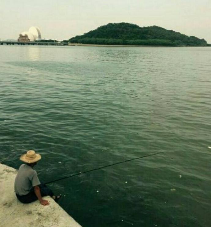 珠海香洲-姜太公之钓