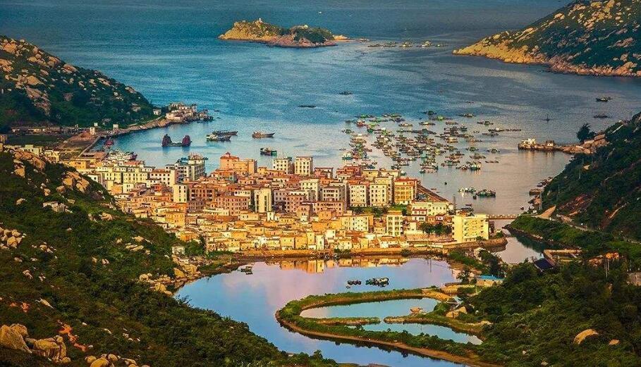 台山上川岛,一座美丽的小岛